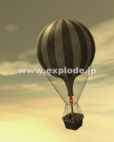 気球イメージ