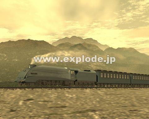 高速機関車