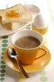 洋風の朝食
