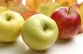 3種類のリンゴ(ジョナゴールド・王林・ときリンゴ)