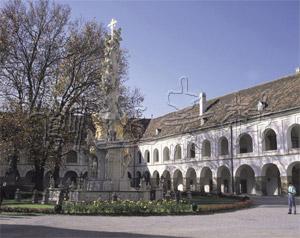 ハイリンゲンクロイツ修道院