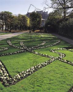 ホーエンザルツブルク城とミラベル庭園