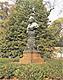 市立公園の銅像