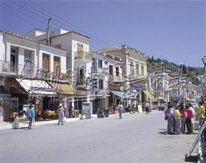ボロス島街並み