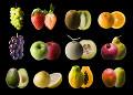 フルーツ集合