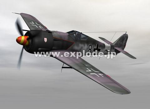 フォッケウルフ Fw190の画像 p1_17