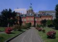 北海道庁旧本庁舎と青空