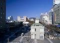 福島駅東側