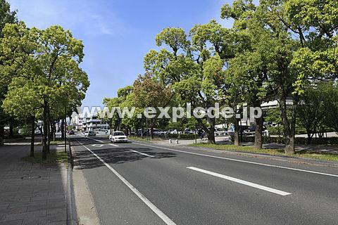 佐賀城公園 入口