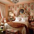 部屋 寝室 イス ベッド ライト