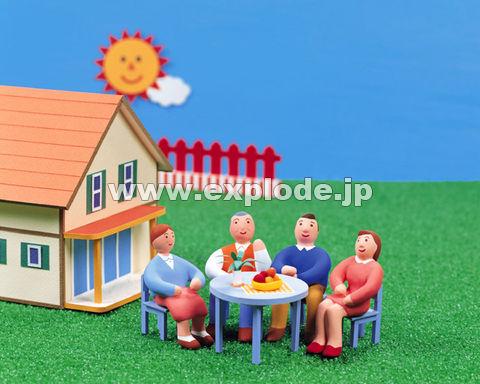 19:人形 家族 太陽 家