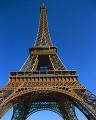 001:フランス  パリ エッフェル塔