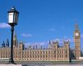 004:イギリス  ロンドン  ビッグベン(国会議事堂)