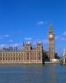 005:イギリス  ロンドン  ビッグベン(国会議事堂)