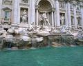 008:イタリア  ローマ  トレヴィの泉