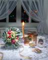 クリスマス キャンドル