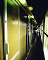001: ドイツ→フランス パリ EC列車内の車掌