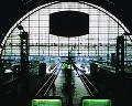 002: ドイツ フランクフルト駅構内