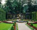 005: ドイツ リンダホフ城の庭園