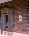 001: 木の扉
