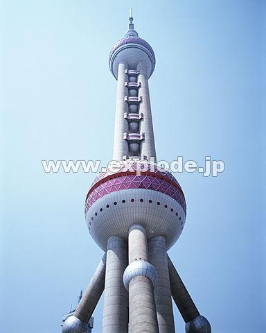 010: 上海 東方明珠