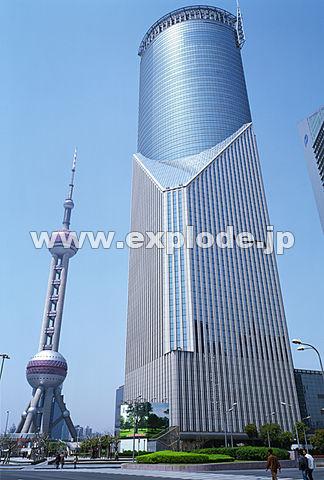 011: 上海 東方明珠 浦東地区