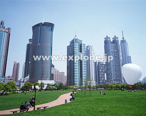 012: 上海 浦東地区