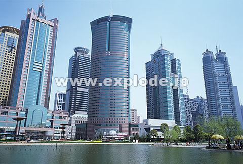 014: 上海 浦東地区