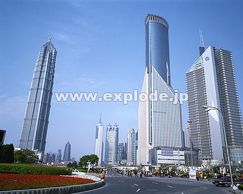 015: 上海 浦東地区