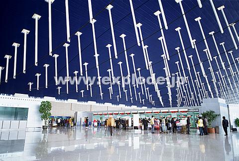020: 上海 上海浦東国際飛行場