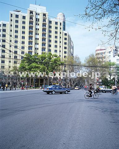 022: 上海 衡山路
