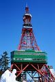 004: 札幌 さっぽろテレビ塔 雪祭り 冬
