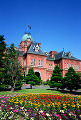 013: 札幌 旧道庁本庁舎 夏