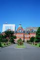 014: 札幌 旧道庁本庁舎 夏