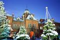 015: 札幌 旧道庁本庁舎 冬