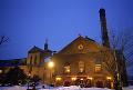 020: 札幌 サッポロビール博物館 冬 夜景