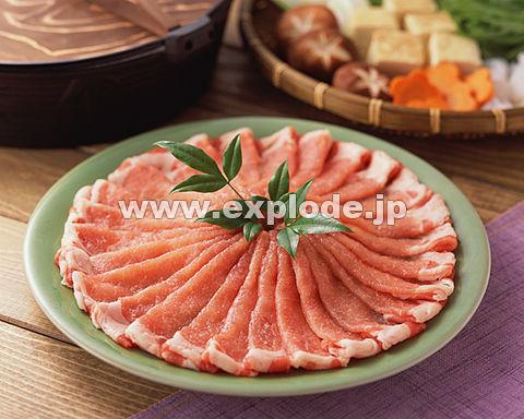 024: 焼肉 精肉 豚ロース薄切り