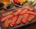 033: 焼肉 精肉 網焼き 牛カルビ