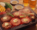 035: 焼肉 精肉 網焼き 牛タン