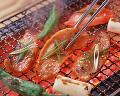 036: 焼肉 精肉 網焼き 豚トロ