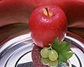 089:リンゴとマスカット