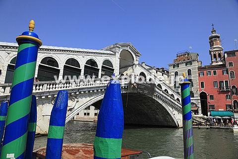 イタリア ヴェネツィア リアルト橋