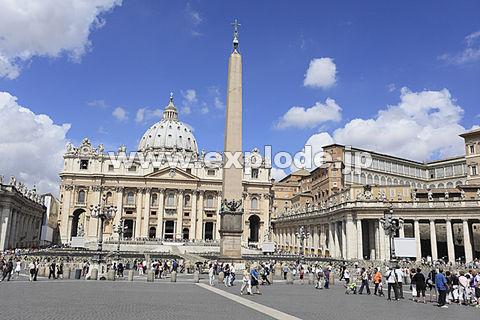 サン・ピエトロ大聖堂の画像 p1_26