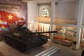 ベトナム 軍事博物館の戦車