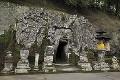 ゴア・ガジャ 洞窟の入り口